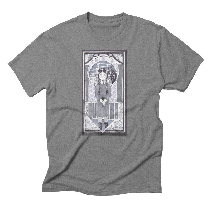 Wednesday Men's Triblend T-shirt by ArtemisStudios's Artist Shop
