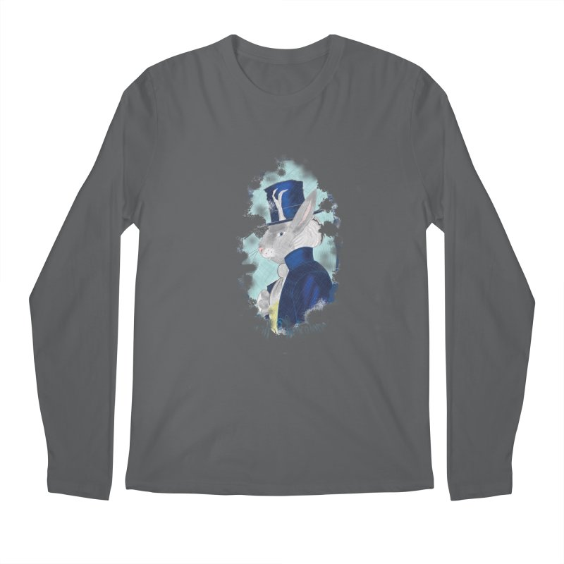Lord Jackalope Men's Longsleeve T-Shirt by ArtemisStudios's Artist Shop
