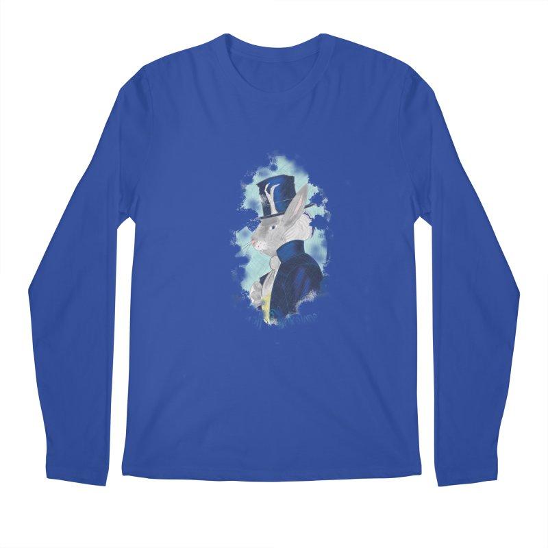 Lord Jackalope Men's Regular Longsleeve T-Shirt by ArtemisStudios's Artist Shop