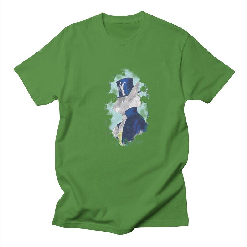Lord Jackalope Men's T-Shirt by ArtemisStudios's Artist Shop