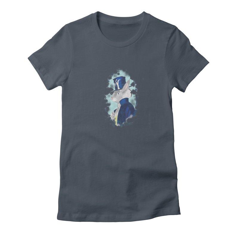 Lord Jackalope Women's T-Shirt by ArtemisStudios's Artist Shop