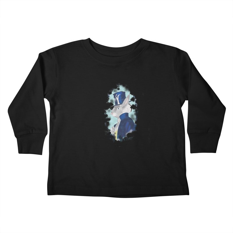 Lord Jackalope Kids Toddler Longsleeve T-Shirt by ArtemisStudios's Artist Shop