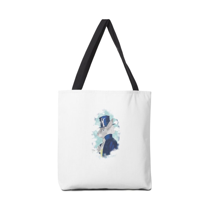 Lord Jackalope Accessories Bag by ArtemisStudios's Artist Shop