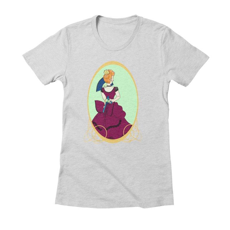Deadly Beauty Women's T-Shirt by ArtemisStudios's Artist Shop