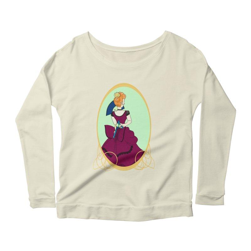 Deadly Beauty Women's Scoop Neck Longsleeve T-Shirt by ArtemisStudios's Artist Shop
