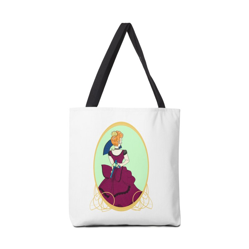 Deadly Beauty Accessories Tote Bag Bag by ArtemisStudios's Artist Shop