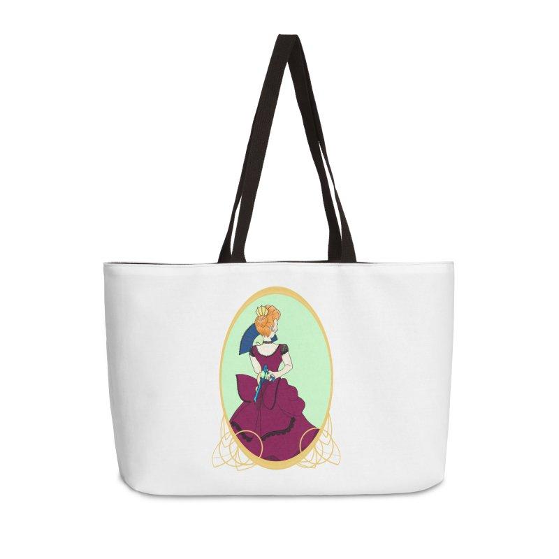 Deadly Beauty Accessories Bag by ArtemisStudios's Artist Shop