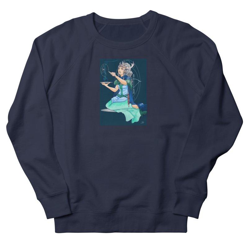 Artemis Men's French Terry Sweatshirt by ArtemisStudios's Artist Shop