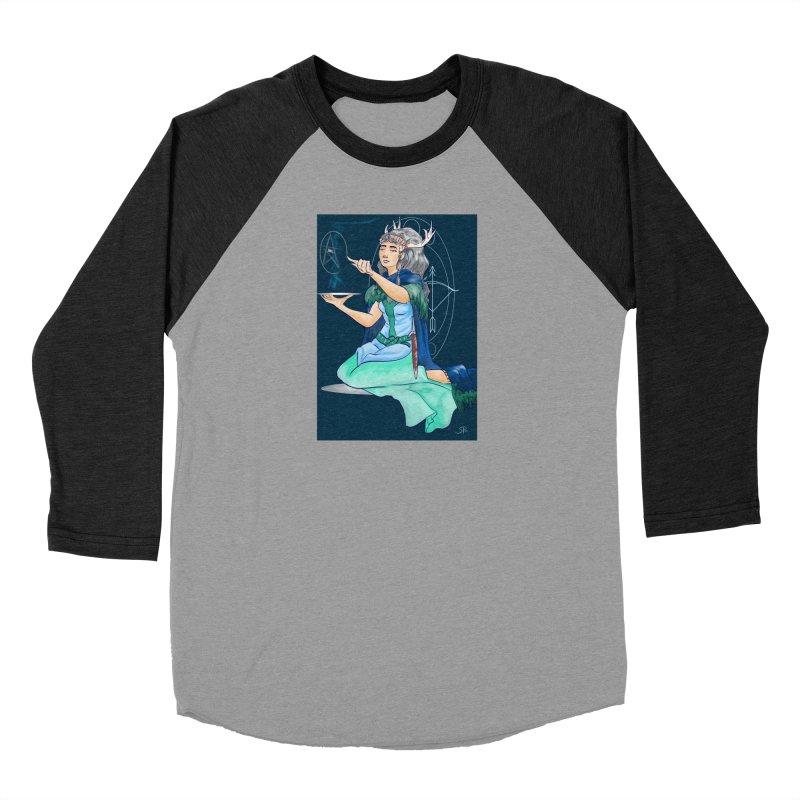 Artemis Men's Baseball Triblend T-Shirt by ArtemisStudios's Artist Shop