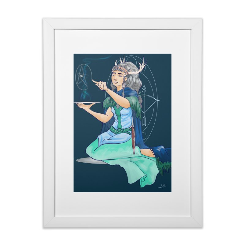 Artemis Home Framed Fine Art Print by ArtemisStudios's Artist Shop