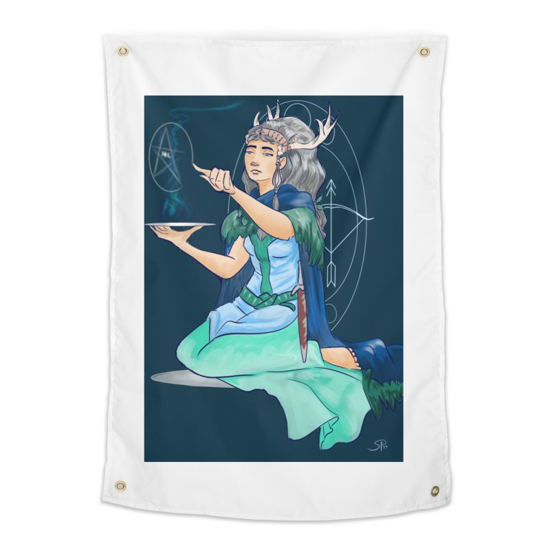 Artemis Home Tapestry by ArtemisStudios's Artist Shop