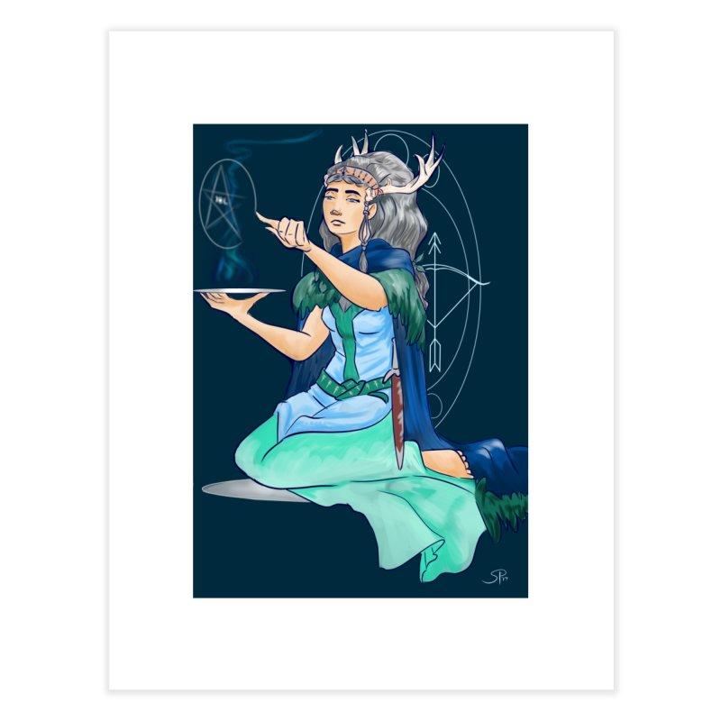 Artemis Home Fine Art Print by ArtemisStudios's Artist Shop