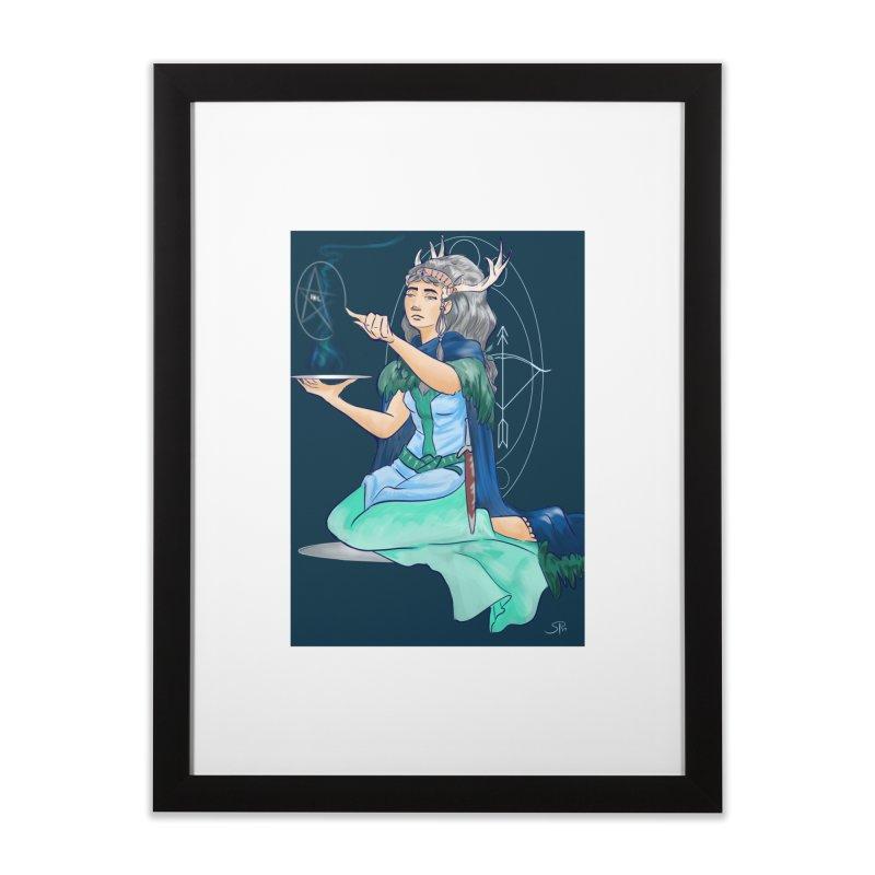 Artemis Home Framed Fine Art Print by ArtemisStudios's Artist Shop