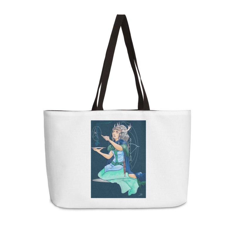 Artemis Accessories Weekender Bag Bag by ArtemisStudios's Artist Shop