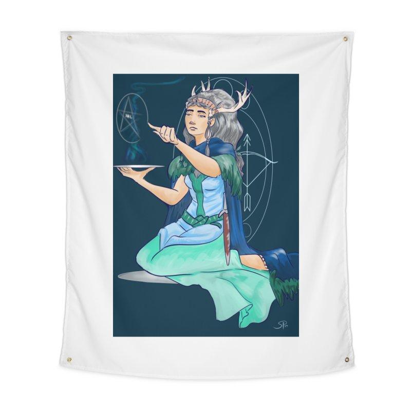 Artemis Home Tapestry by ArtemisStudios's Artist Shop