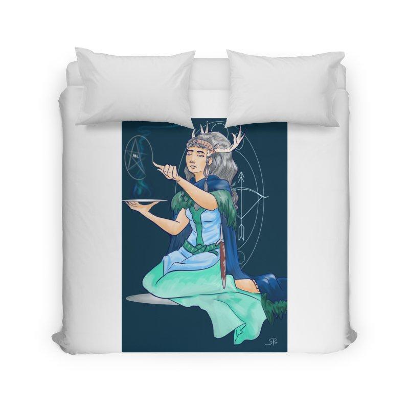 Artemis Home Duvet by ArtemisStudios's Artist Shop