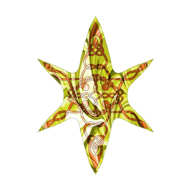 Celtic Sunstar 3 Men's T-Shirt by Artistfire Studios