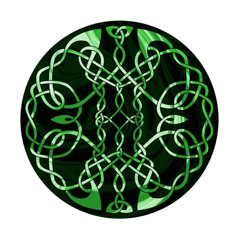 Celtic Circle 16 Men's T-Shirt by Artistfire Studios