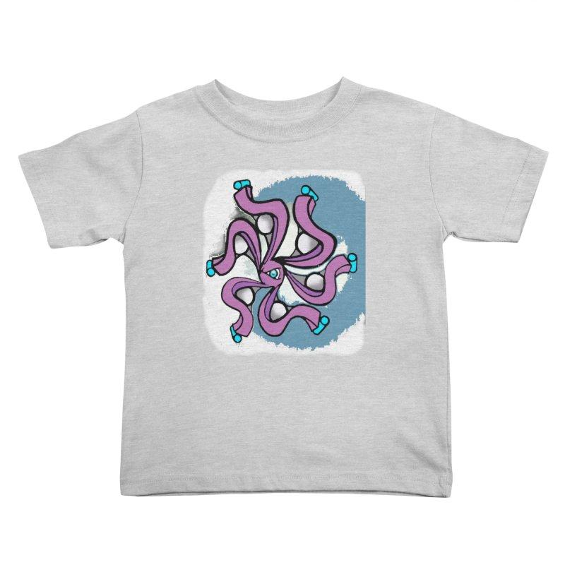 OCTO Kids Toddler T-Shirt by Artluvr80's Shop
