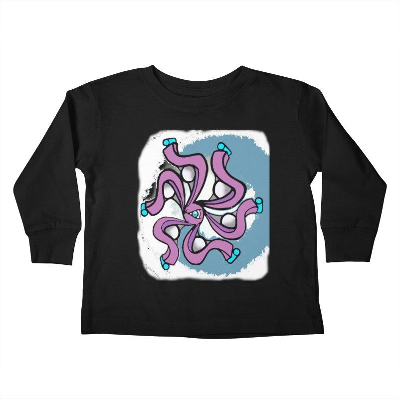 OCTO Kids Toddler Longsleeve T-Shirt by Artluvr80's Shop