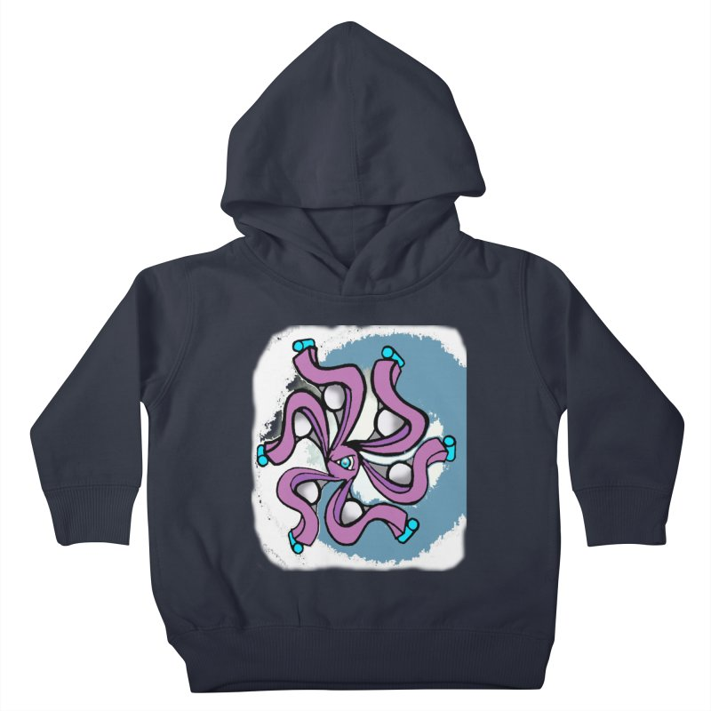 OCTO Kids Toddler Pullover Hoody by Artluvr80's Shop