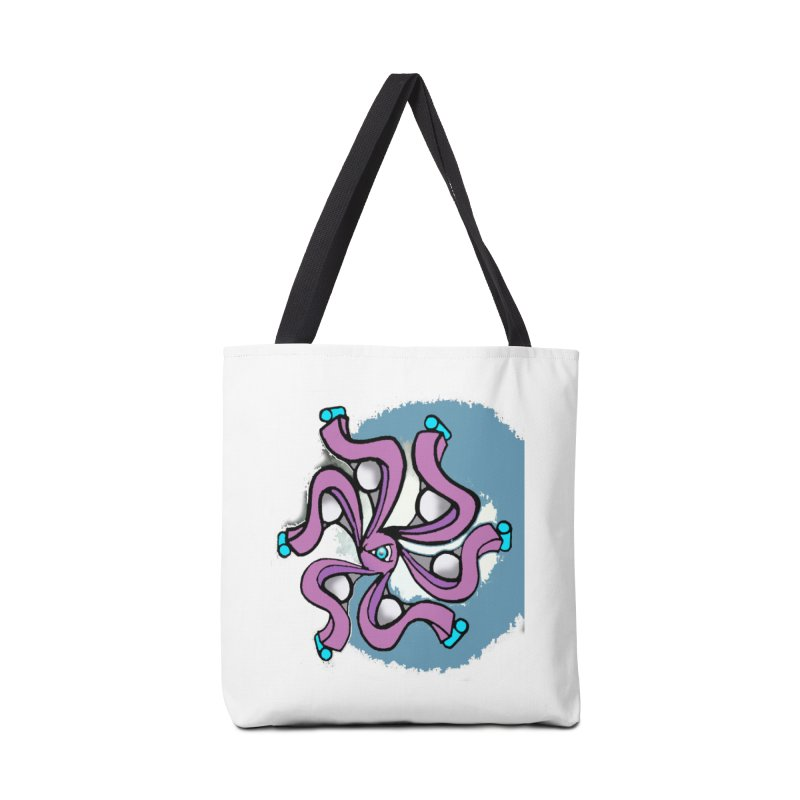 OCTO Accessories Bag by Artluvr80's Shop