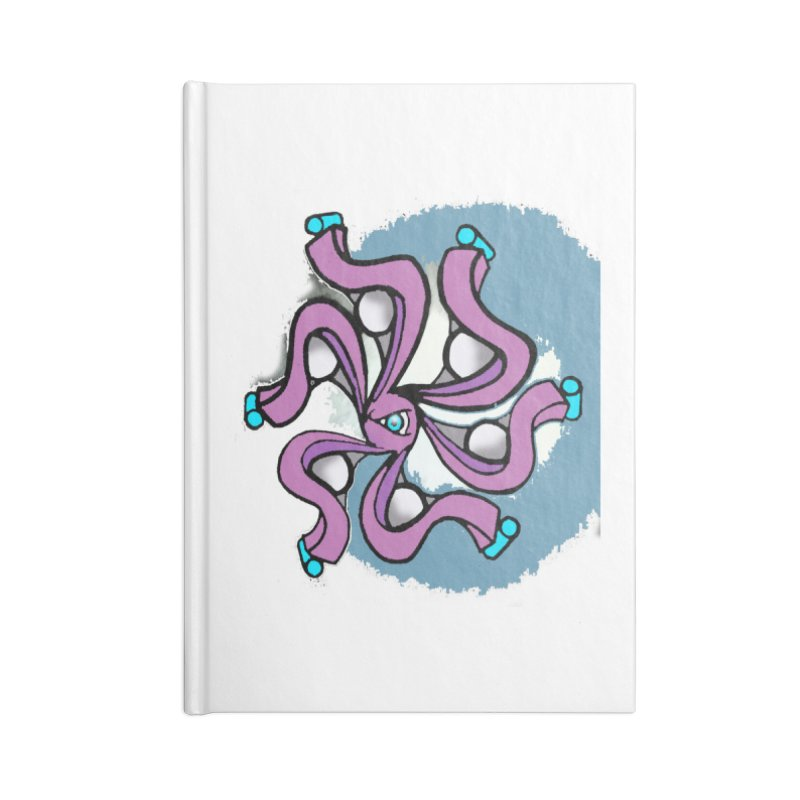 OCTO Accessories Notebook by Artluvr80's Shop