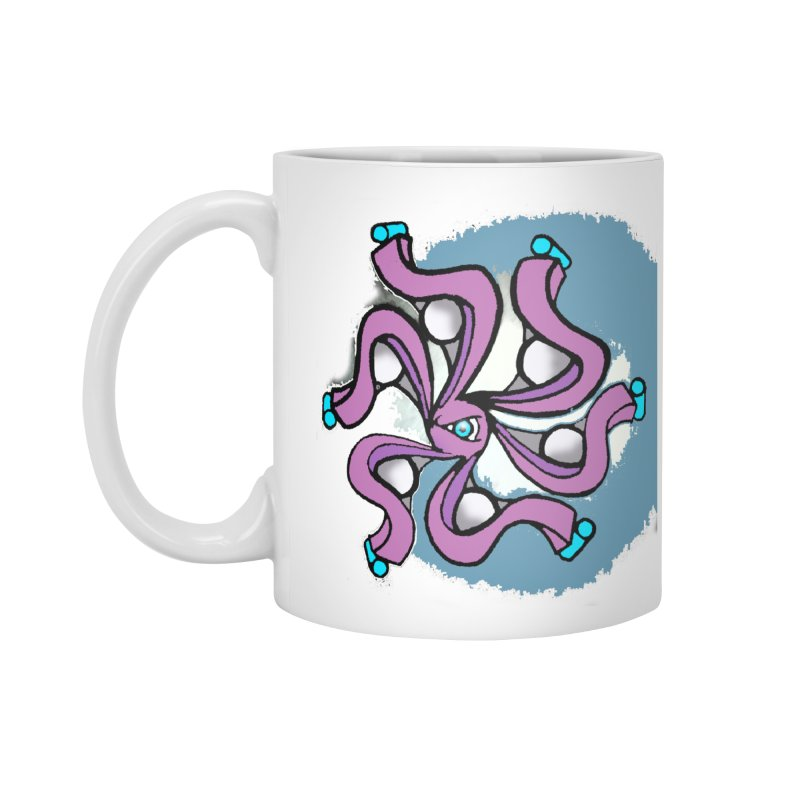 OCTO Accessories Mug by Artluvr80's Shop