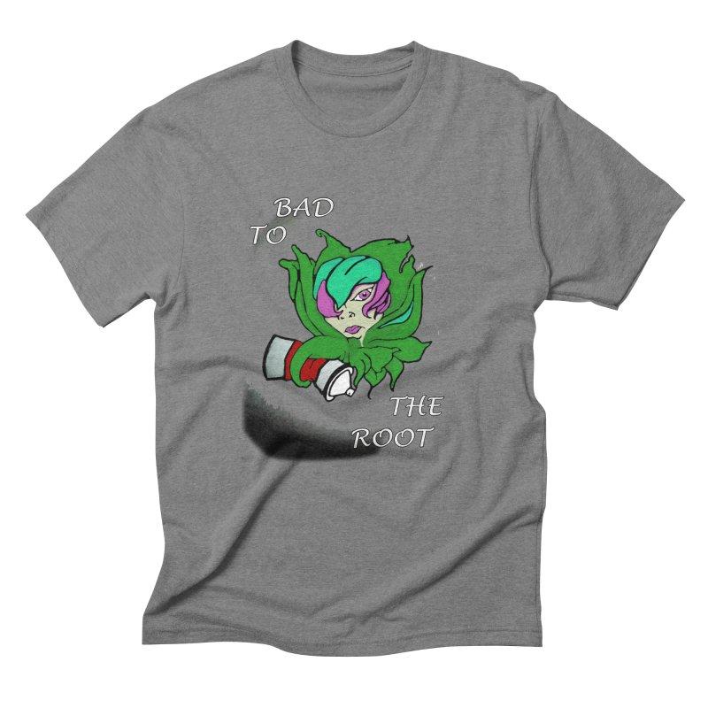 PLANT Men's Triblend T-shirt by Artluvr80's Shop
