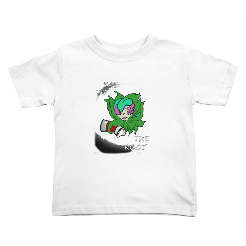 PLANT Kids Toddler T-Shirt by Artluvr80's Shop