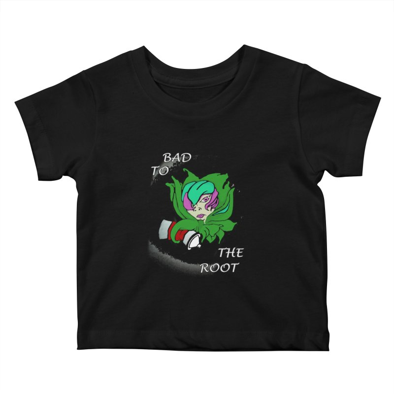 PLANT Kids Baby T-Shirt by Artluvr80's Shop