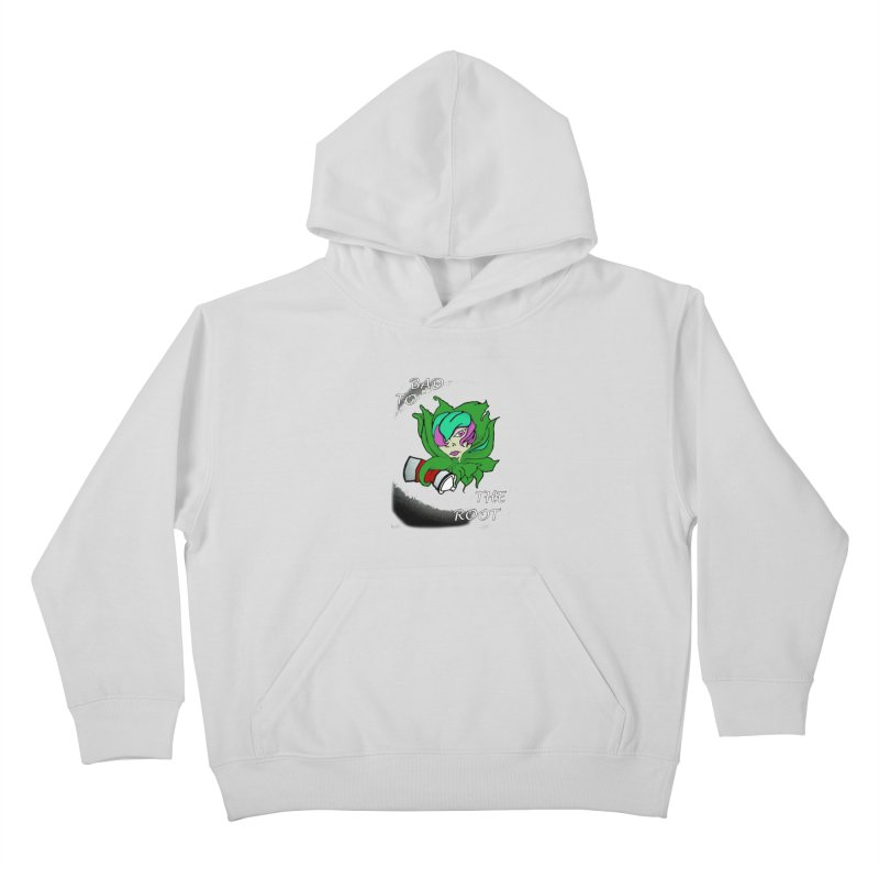 PLANT Kids Pullover Hoody by Artluvr80's Shop