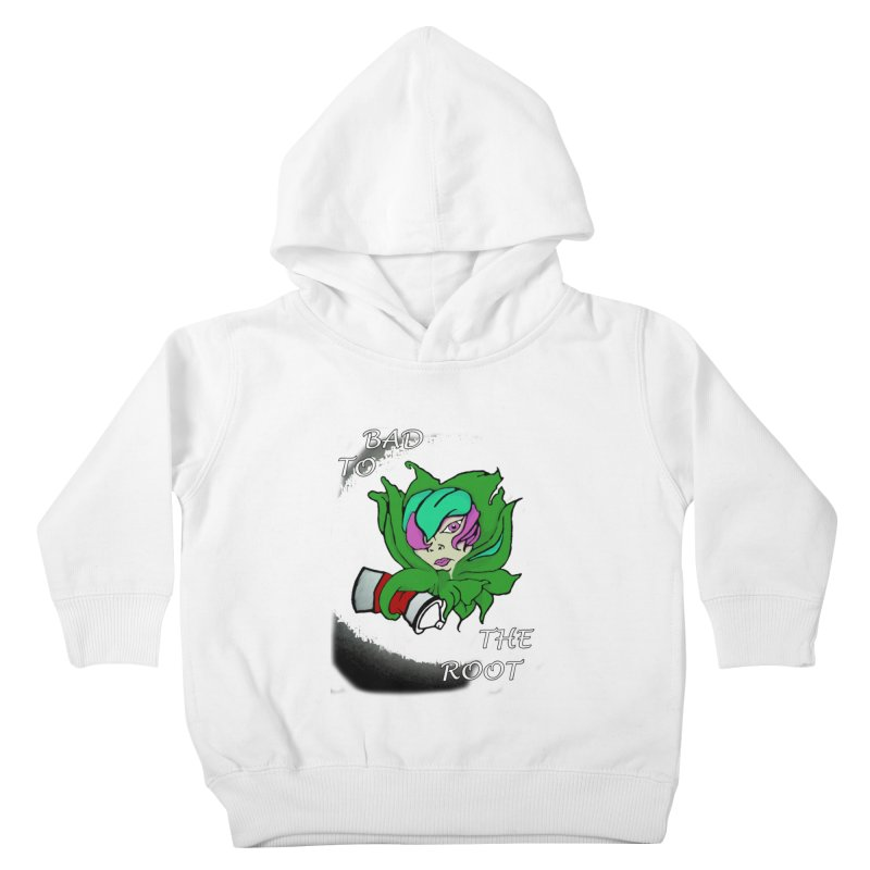PLANT Kids Toddler Pullover Hoody by Artluvr80's Shop