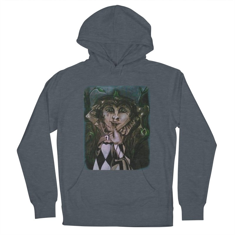 POKERFACE Men's Pullover Hoody by Artluvr80's Shop