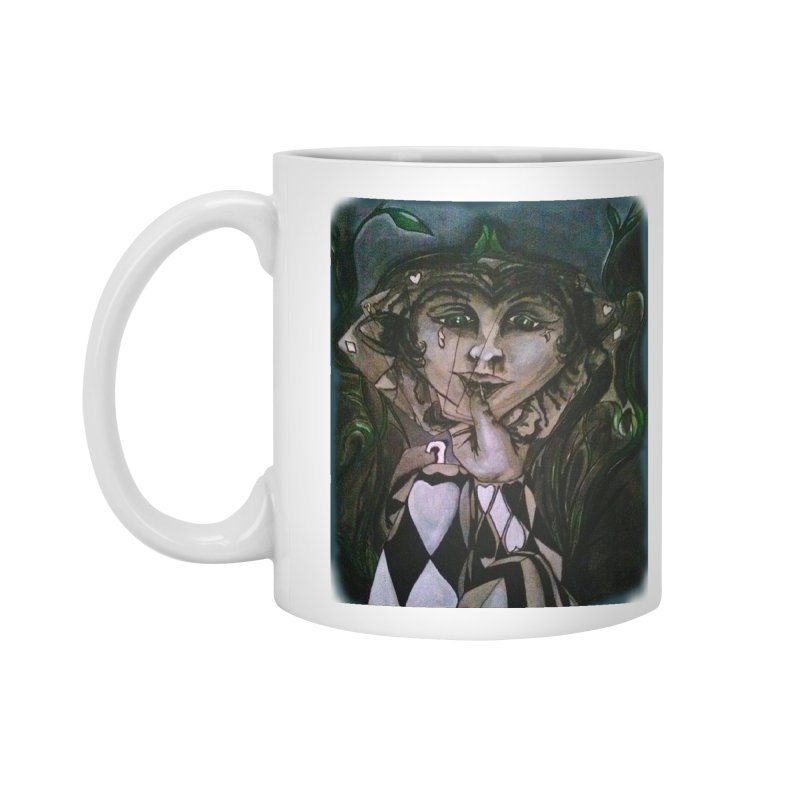 POKERFACE Accessories Mug by Artluvr80's Shop