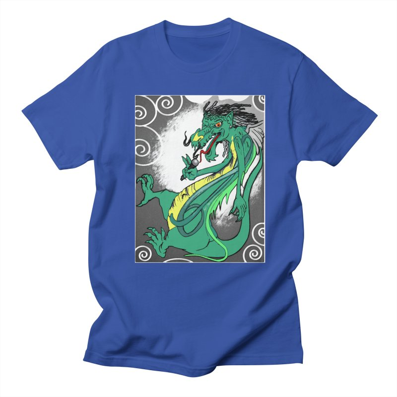 RRDRAGON Men's Regular T-Shirt by Artluvr80's Shop