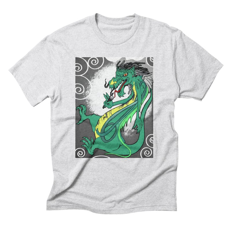 RRDRAGON Men's Triblend T-Shirt by Artluvr80's Shop