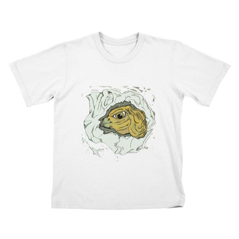 PaperEagle1 Kids T-Shirt by Artluvr80's Shop