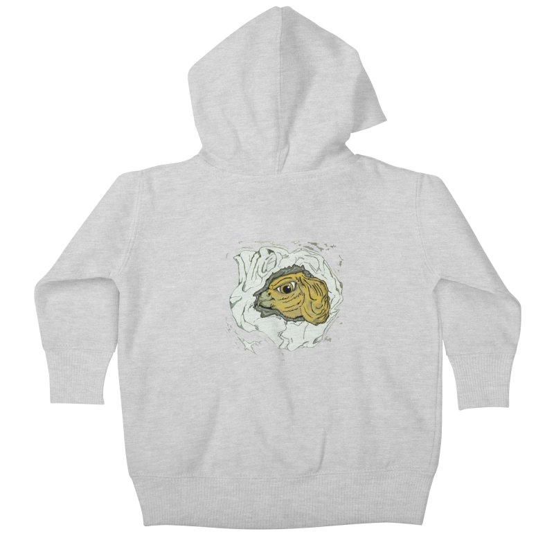 PaperEagle1 Kids Baby Zip-Up Hoody by Artluvr80's Shop