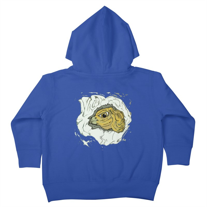 PaperEagle1 Kids Toddler Zip-Up Hoody by Artluvr80's Shop