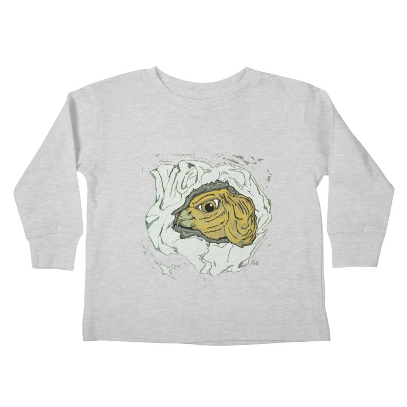 PaperEagle1 Kids Toddler Longsleeve T-Shirt by Artluvr80's Shop