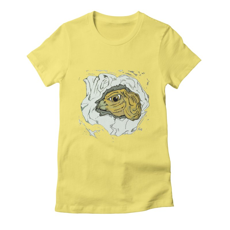PaperEagle1 Women's Fitted T-Shirt by Artluvr80's Shop