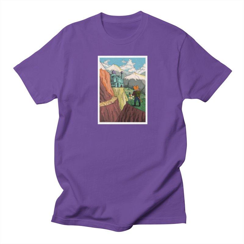 Lost Horizon Men's T-shirt by Art of Damz Shop