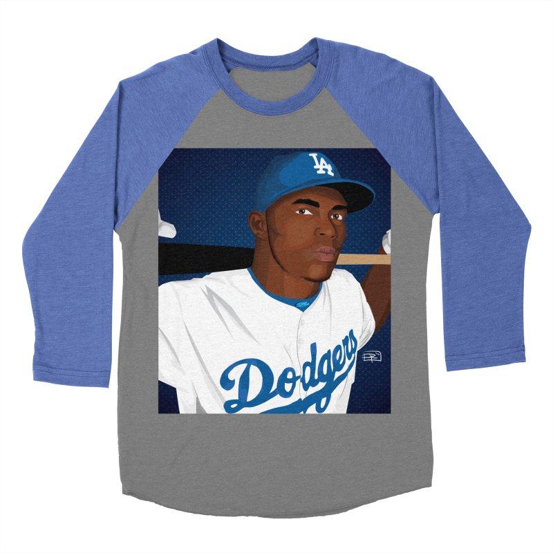 Puig Men's Baseball Triblend T-Shirt by Artofplo's Artist Shop