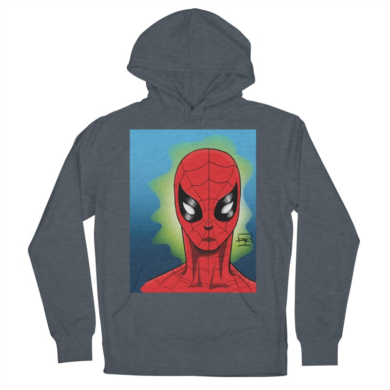 Spidey Men's Pullover Hoody by Artofplo's Artist Shop