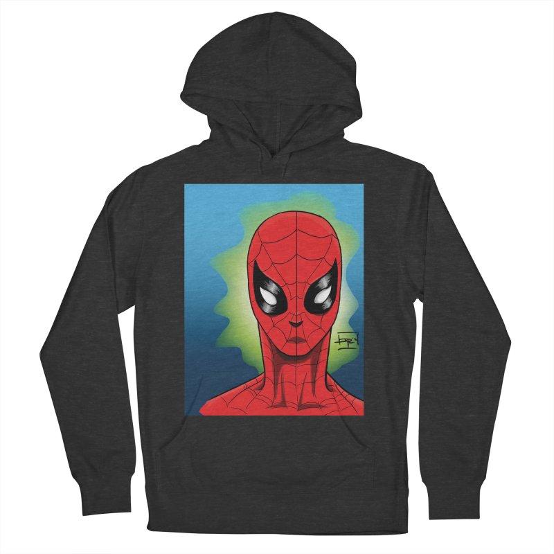 Spidey Men's Pullover Hoody by Artofplo's Artist Shop