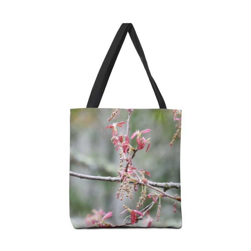 Texas Spring Oaks Accessories Bag by ArtsFolly's Artist Shop