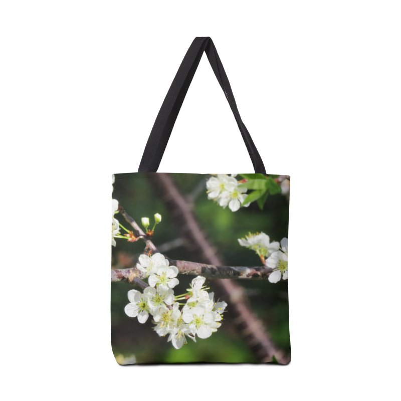 Mexican Dogwood in Texas Spring Accessories Bag by ArtsFolly's Artist Shop