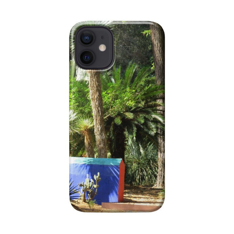 A tribute garden to Frida Kahlo Accessories Phone Case by ArtsFolly's Artist Shop