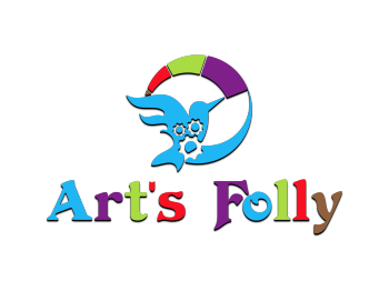 ArtsFolly's Artist Shop Logo